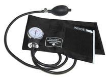 Esfigmomanômetro Aparelho de Pressão Preto - Premium