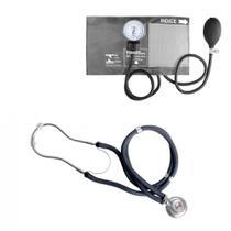 Esfigmomanômetro E Estetoscópio Rappaport Premium -