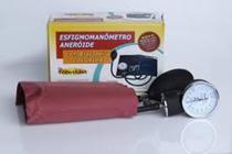 Esfigmomanômetros Aneroides Premium Vinho -