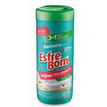 Esfrebom Pano Umedecido para Banheiro BT4691 com 35 Panos Bettanin -
