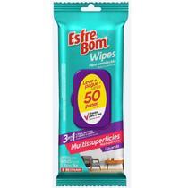 Esfrebom Wipes Multiuso PACK Economico 50 Panos Bettanin 4683 -