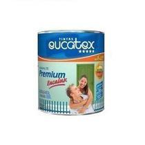 Esmalte Acetinado Premium Branco 1/4 Eucatex -