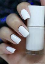 Esmalte Gel Effect Polish - Branco Total Bella Brazil 8ml -