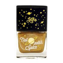 Esmalte Latika Coleção Nail Polish Space Golden Sun 9ml -