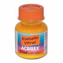 Esmalte vitral 37ml amarelo ca-083400536 - Acrilex