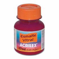 Esmalte vitral 37ml pink 527-8340 - Acrilex