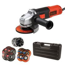 Esmerilhadeira Angular Black Decker 4.1/2