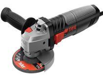 Esmerilhadeira Lixadeira P/ Ferro 9004 220v Skil 4.1/2 830w  C/ 5 Disco -