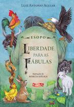 Esopo - liberdade para as fabulas - Escarlate (brinque book)