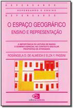 Espaço Geográfico: Ensino e Representação - Contexto -