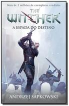 Espada do destino, a - vol.2 - serie the witcher - - Wmf