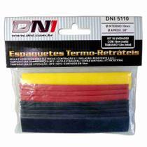 Espaguete Termo Retrátil 10mm - DNI 5110 -