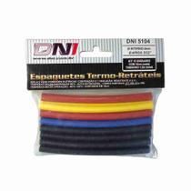 Espaguete Termo Retrátil 4mm 5104 DNI -