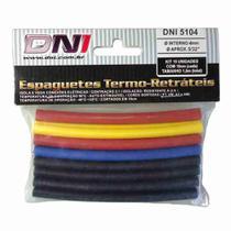Espaguete Termo Retrátil 4mm - DNI 5104 -