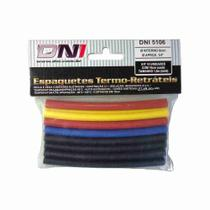 Espaguete Termo Retrátil 6mm 5106 DNI -