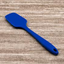 Espátula De Silicone 28Cm Azul - Silicook -