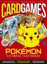 Especial mestres dos cardgames - pokémon - Editora Europa