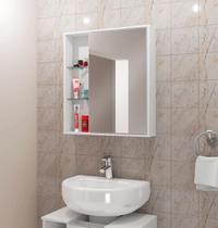 Espelheira Miami Bechara Branco -