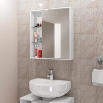 Espelheira Miami Branco - Bechara