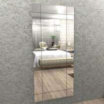 Espelho com moldura espelhada ESP02 - Camarim Móveis