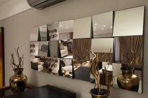 Espelho Decorativo DESIGNER Médio - 0,60 x 1,60 m - DesignerDecor