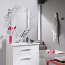 Espelho Decorativo Redondo 60cm - Ideal Ferramentas