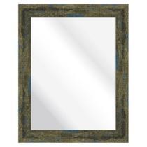 Espelho Demolição Azul 38x48cm - Kapos