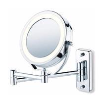 Espelho Iluminado Maquiagem Banheiro Closed Parede E Bancada - UnyGift