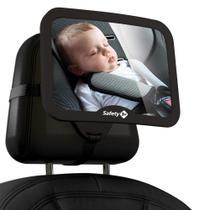 Espelho Para Carro Safety 1st Black Seat Black - A-ROR-15052 -