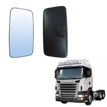 Espelho Retrovisor Econômico Scania Serie 5 LD/LE - Globo