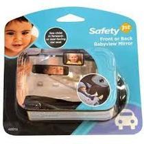Espelho Retrovisor Interno Safety 1st - Preto -