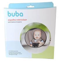 Espelho Retrovisor para Carro Bebê Infantil c/ Alças Ajustáveis 360º Buba -