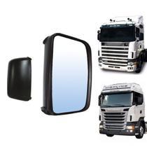 Espelho Retrovisor Scania S4 e S5 Lado Direito - Globo