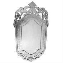 Espelho Veneziano Bisotado Decorativo Sala Quarto ALS 40 - Allstate