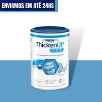 Espessante alimentar Resource ThickenUp Clear sem sabor - 125g - Nestlé