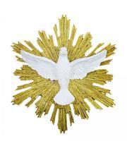 Espírito Santo 15cm - Enfeite Resina - Tascoinport