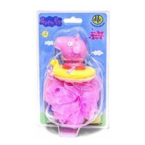 Esponja de Banho Bebê Peppa Pig - 4697 - Dtc