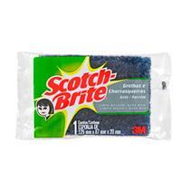 Esponja para Grelhas e Churrasqueiras Scotch-Brite 3M -