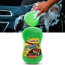 Esponja para Lavar Carro Limpacar Luxcar em Poliuretano -