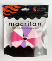 Esponja para Maquiagem Macrilan -