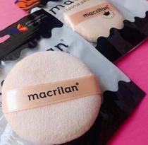 Esponja para maquiagem - macrilan -