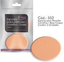 Esponja para Pancake Corretivo / Base Corpus -