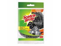 Esponja scoth brite metal alumun1 - Scotch Brite