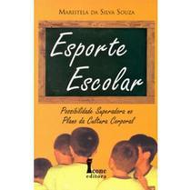 Esporte Escolar - Possibilidade Superadora no Plano da Cultura Corporal - Icone -