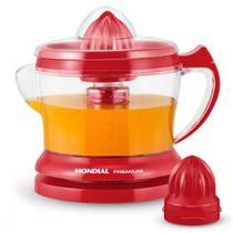 Espremedor de frutas 1,25L com cone extra Premium - E-23 - Mondial -