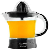 Espremedor de Frutas Citromax 1,2 Litros Preto  - Mallory -