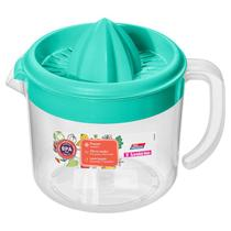Espremedor de Frutas-Plástico-Cor Verde-1,02litros-SANREMO -
