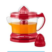 Espremedor de Frutas Turbo Citrus E-23 Mondial Vermelho -