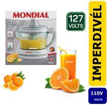 Espremedor De Laranja / Limão Elétrico Mondial 110v -