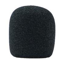 Espuma para Microfone de Mão SM58 Preto Azul Vermelho Amarelo Laranja Diversas Cores - Mac
